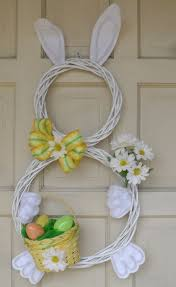 Easter Bunny Decorations To Make by 117 Best Easter Outdoor Decor Images On Pinterest Easter Ideas
