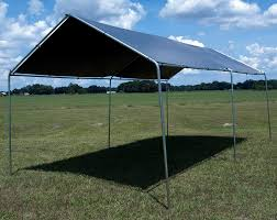 Outdoor Carport Canopy by Woods 10x20 Canopy Kit W 12x20 Tarp
