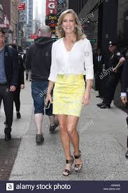 new york ny usa 5th june 2017 lara spencer seen at good