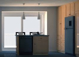 exploring kitchen layouts