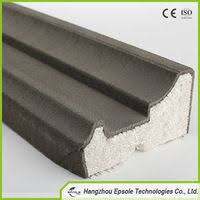 Rhino Cornice Decorative Insulation Polyurethane Eps Strips For Interior And