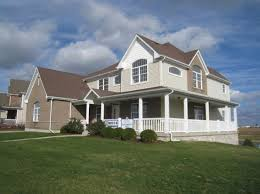 wrap around porch houses for sale wrap around porch plainfield estate plainfield il homes