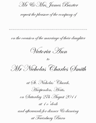 classic wedding invitation wording vertabox com