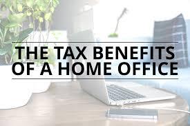 the tax benefits of a home office garage door nask door