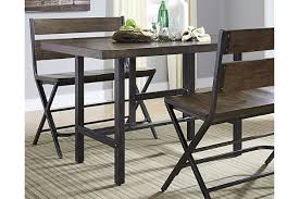 Kavara Counter Height Dining Room Table Ashley Furniture HomeStore - High dining room sets