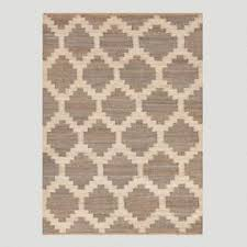 jute rug basket weave jute rug world market