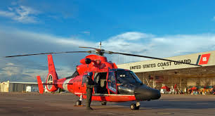 coast guard air station houston