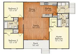 saratoga homes floor plans saratoga ii house plan united built homes custom home builders