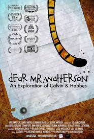 Cinetopia Happy Hour by Dear Mr Watterson Interview Joel Allen Schroeder Talks Calvin