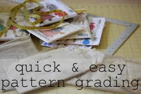 pattern grading easy easy pattern grading the quick and dirty method megan nielsen