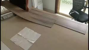 unilin click system 6mm vinyl wpc flooring wood plastic composite