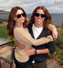arielle vandenberg shaun white and arielle vandenberg photos news and videos trivia
