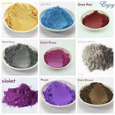 aliexpress com buy 500g bag dark grey color pearl mica powder