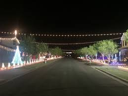 christmas light displays in phoenix christmas on comstock home facebook