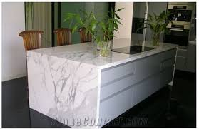 white kitchen island with top beautiful kitchens great calacatta marble kitchen island top