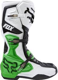 green dirt bike boots fox comp 8 se rs boots enduro mx motorcycle fox pants mtb in