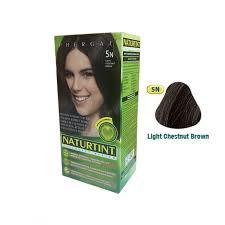 light chestnut brown naturtint naturtint permanent hair color 5n light chestnut brown 165ml ntt5n