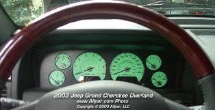 light green jeep cherokee jeep grand cherokee overland car review