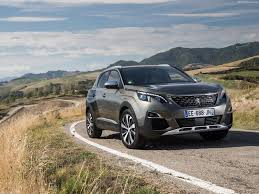 peugeot cars in india peugeot 3008 gt 2017 pictures information u0026 specs