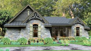 one story cabin plans 1 story home plans one story home designs from homeplans