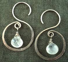 earrings s best 25 moonstone earrings ideas on space jewelry