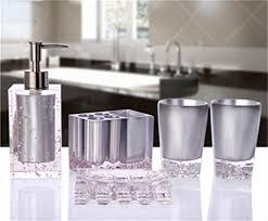 badezimmer zubehör günstig grau möbel dajiaxiaoshu badezimmer zubehör sets günstig