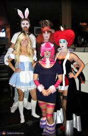 Alice Wonderland Costume Halloween Alice Wonderland Costumes Wonderland Costumes Halloween