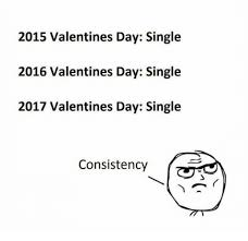 Valentines Day Single Meme - 25 best memes about valentines day single valentines day