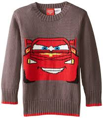 boys sweater amazon com disney boys toddler cars boys sweater grey