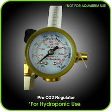 amazon com hydroponics co2 regulator emitter system with