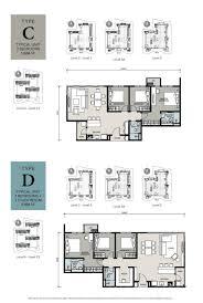 H2o Residences Floor Plan by Cantara Residences Ara Damansara Property Malaysia