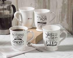 mud pie mother u0027s day fun sayings mom tea coffee mugs various