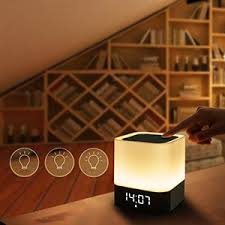 amazon com halloween orange color colored light bulb lite party amazon com night light bluetooth speakers wamgra all in 1 touch