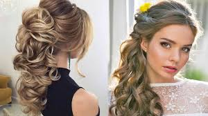 the most popular and elegant wedding hairstyles tutorials of 2017