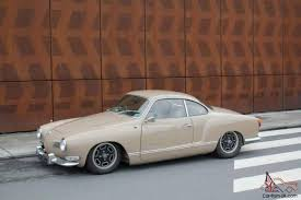 1971 karmann ghia vw karmann ghia coupe 1971 1914cc engine restored