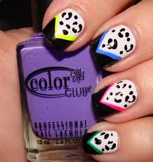 80s inspired nails nail art pinterest nail art rompers and