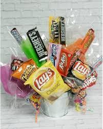 junk food basket gift baskets delivery ogden ut lund floral