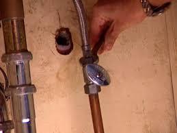 Kitchen Faucet Not Working by Water Shut Off Valve Under Sink Not Working Best Sink Decoration