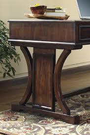 Ashley Desks Home Office by Signature Design By Ashley Devrik Home Office Desk With Drop Down