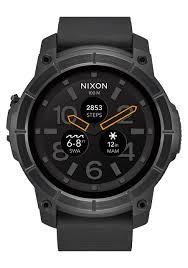 all black mission smart surf snow smart nixon watches and premium