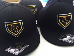 Home Plate Baseball Baseball Youth Home Plate Mlb Elite Series Hat Black Gold