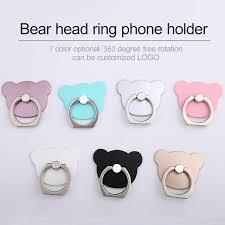support t hone portable bureau doigt support de téléphone avec téléphone smartphone bureau stand