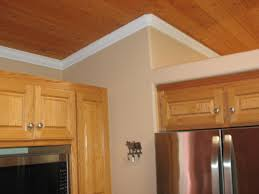 kitchen ceiling molding ideas great coffered ceiling out of