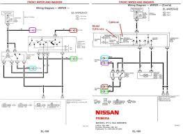 nissan primera wiring diagram manual nissan wiring diagrams