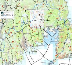 Map Of Massachusetts Counties by Bay Maps Buzzards Bay National Estuary Program
