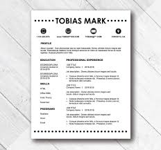 simple resume template simple resume templates 15 exles to use now