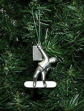 snowboard ornament ebay