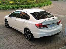 2014 Honda Civic Si Sedan Specs Civic Si Sedan