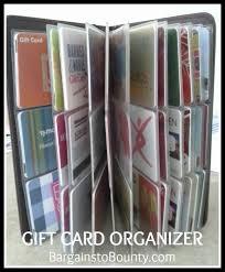 9 best gift card organizer images on card organizer