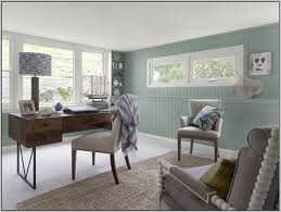 office painting ideas office rustic home interior decor with blue wall painted pinterest